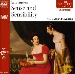 Jane Austen - Sense and Sensibility Product Image