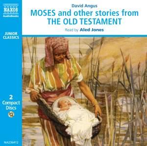 David Angus: Moses (unabridged) Product Image