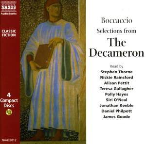Boccaccio: Selections from The Decameron Product Image