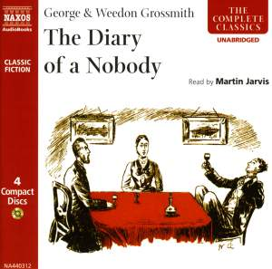George and Weedon Grossmith: The Diary of a Nobody (unabridged) Product Image