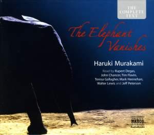 Haruki Murakami: The Elephant Vanishes (unabridged) Product Image