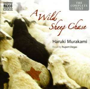Haruki Murakami: A Wild Sheep Chase Product Image