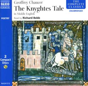 Geoffrey Chaucer: The Knyghte's Tale (unabridged) Product Image
