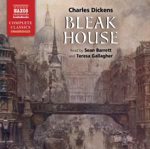 Charles Dickens: Bleak House (unabridged) Product Image
