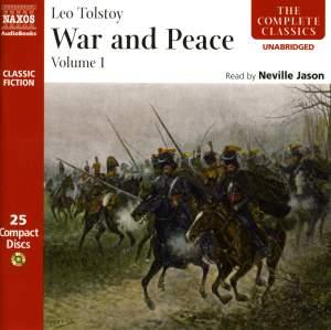 Leo Tolstoy: War & Peace – Volume I (unabridged) Product Image