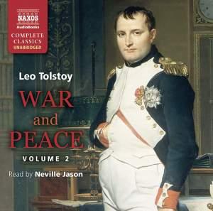 Leo Tolstoy: War & Peace - Volume II (unabridged) Product Image