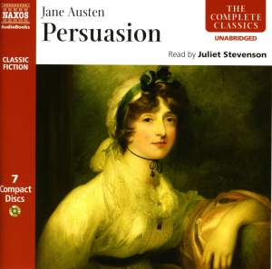 Jane Austen: Persuasion (unabridged) Product Image