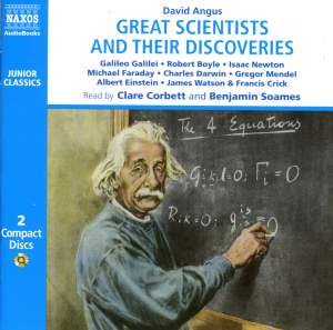 David Angus: Great Scientists and their Discoveries (unabridged) Product Image