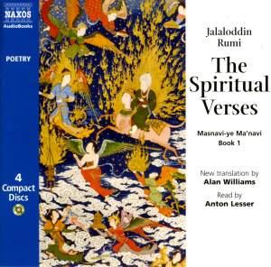 Jalaloddin Rumi: The Spiritual Verses Product Image