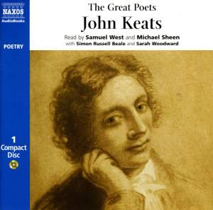 The Great Poets – John Keats Product Image