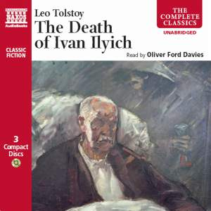 Leo Tolstoy: The Death of Ivan Ilyich (unabridged) Product Image