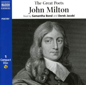 The Great Poets – Milton Product Image