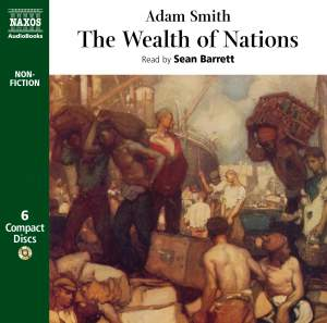 Adam Smith: The Wealth of Nations (abridged) Product Image