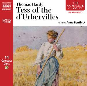 Thomas Hardy: Tess of the d'Urbervilles (unabridged) Product Image