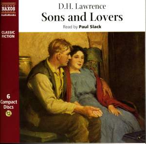 D. H. Lawrence: Sons & Lovers (abridged) Product Image