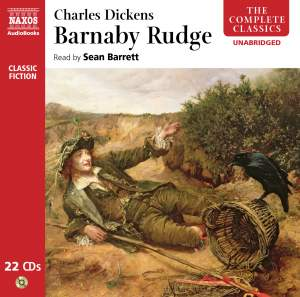 Charles Dickens: Barnaby Rudge (unabridged) Product Image