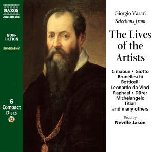 Giorgio Vasari: Selections from The Lives of the Artists (abridged) Product Image