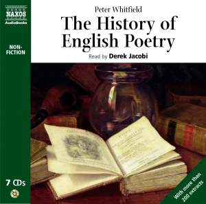 Peter Whitfield: The History of English Poetry (unabridged) Product Image