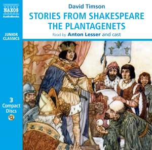 David Timson: Stories from Shakespeare – The Plantagenets Product Image