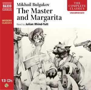 Mikhail Bulgakov: The Master and Margarita (unabridged) Product Image