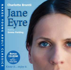 Charlotte Brontë: Jane Eyre (abridged) Product Image