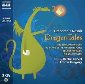 Kenneth Grahame, Edith Nesbit: Dragon Tales (unabridged) Product Image