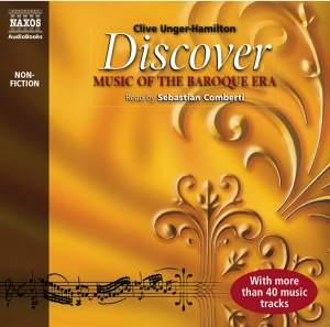 Clive Unger-Hamilton: Discover Music of the Baroque Era (unabridged) Product Image