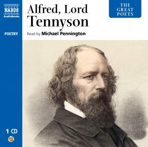 The Great Poets – Alfred Lord Tennyson Product Image