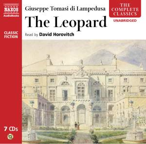 Giuseppe Tomasi di Lampedusa: The Leopard (unabridged) Product Image