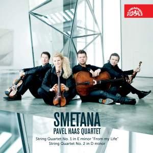 Smetana: String Quartets Nos. 1 & 2