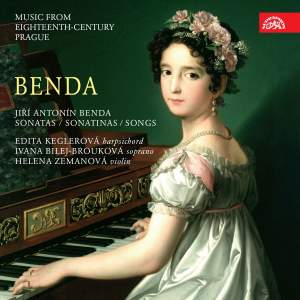 Benda: Sonatas, Sonatinas & Songs Product Image