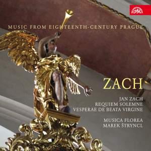 Zach: Requiem & Vesperae de Beata Virgine Product Image