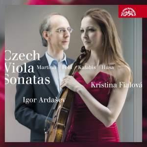 Czech Viola Sonatas