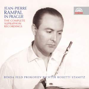 Jean-Pierre Rampal in Prague – The Complete Supraphon Recordings