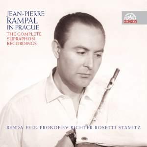 Jean-Pierre Rampal in Prague – The Complete Supraphon Recordings