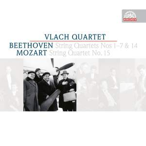 Beethoven String Quartets No. 1-7 & 14 & Mozart String Quartet No. 15