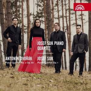 Dvorak & Suk: Piano Quartets