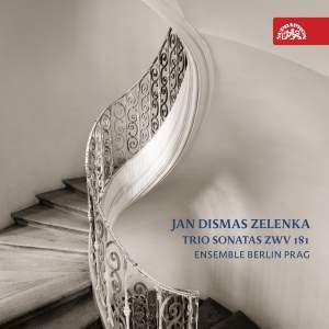 Zelenka: Sonatas a 2 oboi (violino) e 2 bassi obligati, ZWV181 Product Image