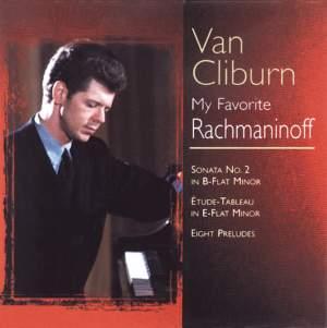 Van Cliburn: My Favorite Rachmaninov