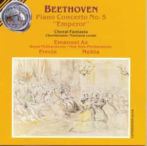 Beethoven: Piano Concerto No. 5 'Emperor' & Choral Fantasia