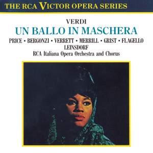 Verdi: Un ballo in maschera Product Image
