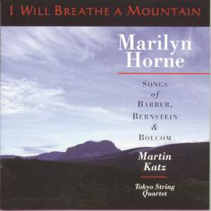 I will breathe a mountain