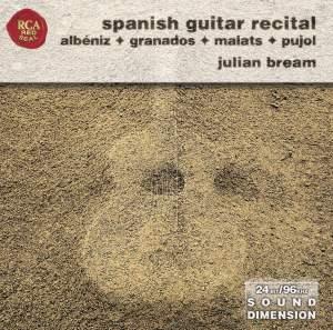 Albéniz Et Al Spanish Guitar Recital