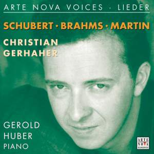 Arte Nova Voices: Schubert, Brahms & Martin