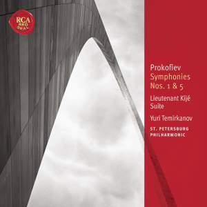 Prokofiev - Symphonies Nos. 1 & 5