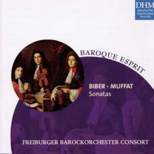 Biber & Muffat: Sonatas