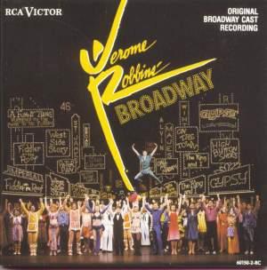 Jerome Robbins' Broadway (Original Broadway Cast Recording)