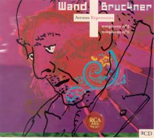 Bruckner: Symphony No. 5 in B flat major, etc.