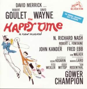 The Happy Time (Original Broadway Cast Recording)