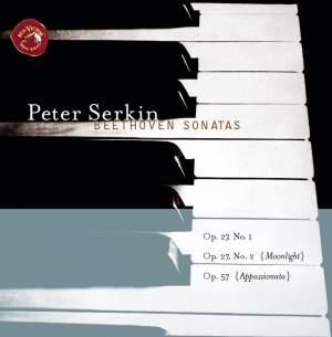 Beethoven: Piano Sonatas Op  27 Nos  1 & 2, Op  57 - RCA